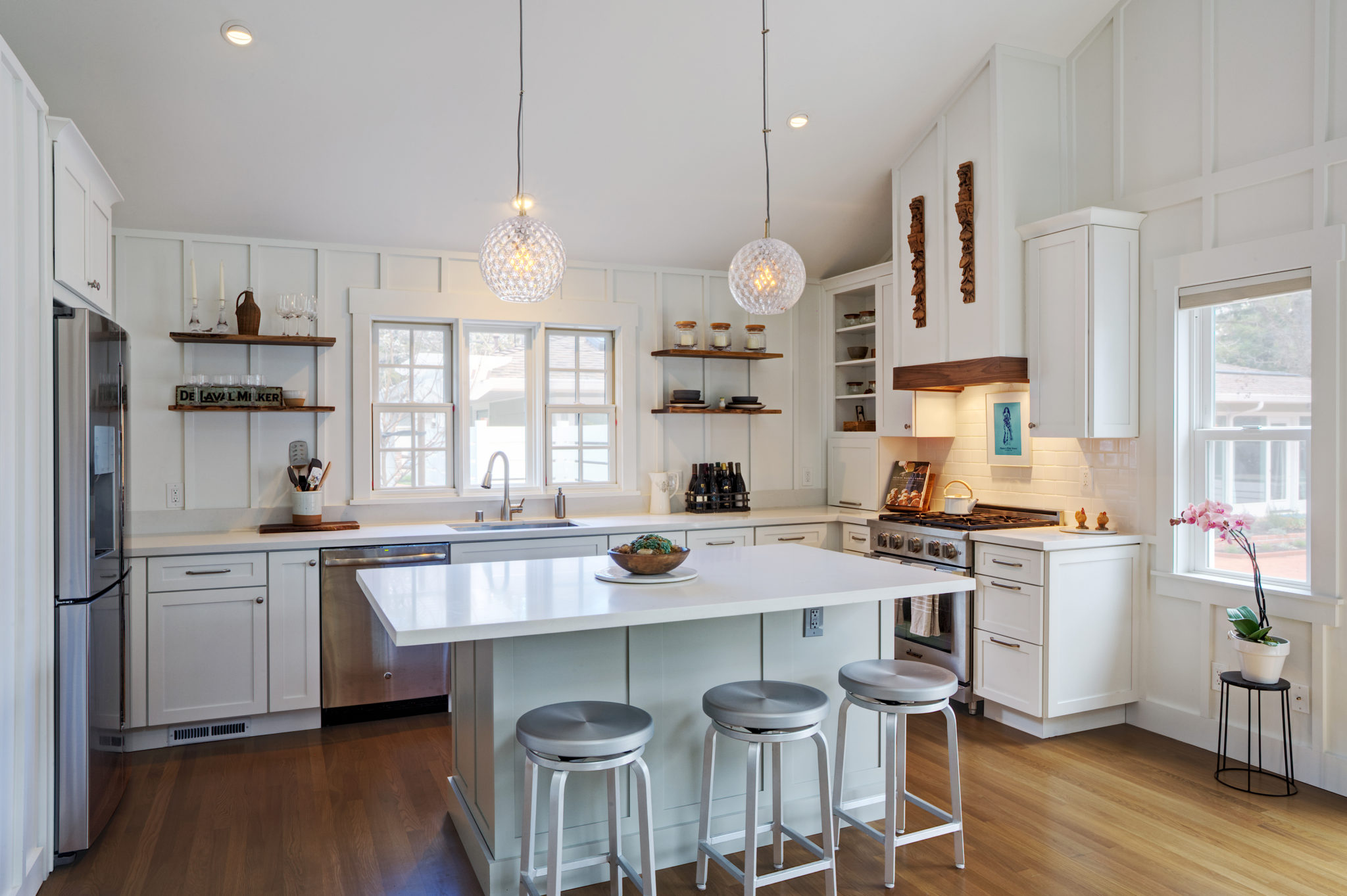 Charmant Integrated Kitchens